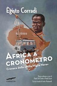 Africa a cronometro - copertina