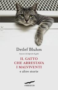 Il gatto che arrestava i malviventi - copertina