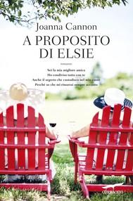 A proposito di Elsie - copertina