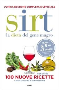 Sirt. La dieta del gene magro - copertina