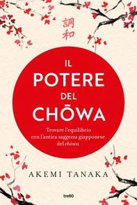 Il potere del chōwa - Librerie.coop