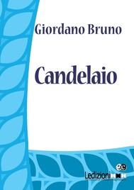 Il Candelaio - copertina