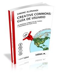 CREATIVE COMMONS: GUIA DE USUARIO - copertina
