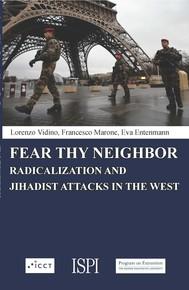 Fear Thy Neighbor - copertina