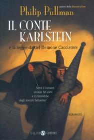 Il conte Karlstein - copertina