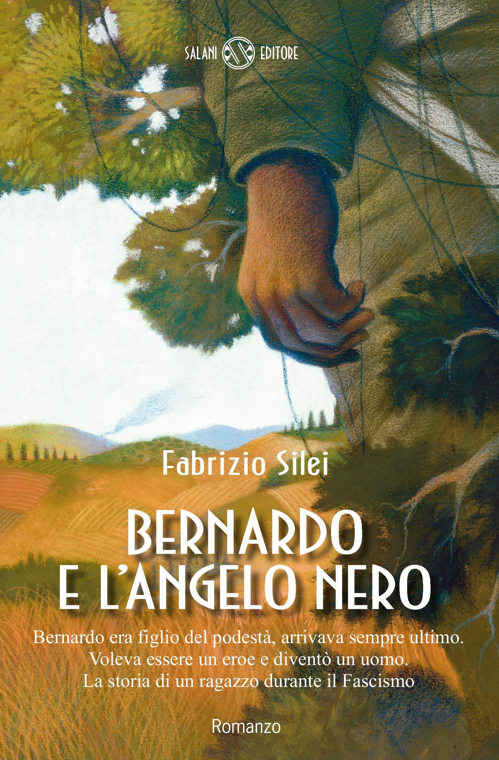 Bernardo e l'angelo nero - edizioni Salani
