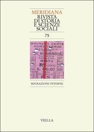 Meridiana 75: Migrazioni interne - copertina
