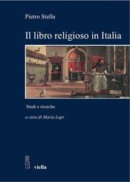 Il libro religioso in Italia - copertina