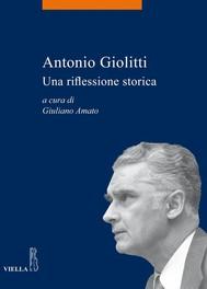 Antonio Giolitti - copertina