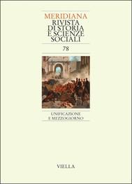 Meridiana 78: Unificazione e Mezzogiorno - copertina