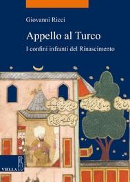 Appello al Turco - copertina