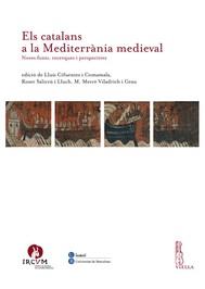 Els catalans a la Mediterrània medieval - copertina