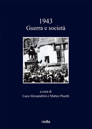 1943. Guerra e società - copertina