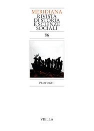 Meridiana 86: Profughi - copertina