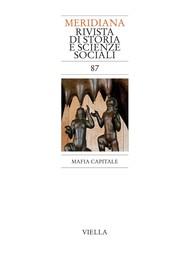 Meridiana 87: Mafia capitale - copertina