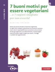 7 buoni motivi per essere vegetariani - copertina