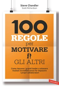 100 regole per motivare gli altri - copertina