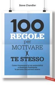 100 regole per motivare te stesso - copertina