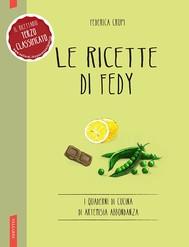Le ricette di Fedy - copertina