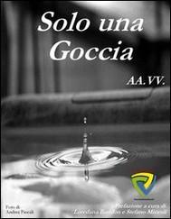 SOLO UNA GOCCIA - copertina