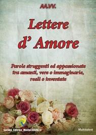 LETTERE D'AMORE - copertina