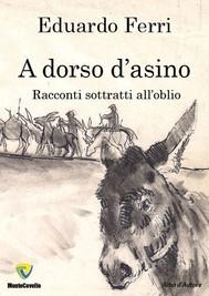 A DORSO D'ASINO - copertina