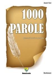 1.000 PAROLE EDIZIONE 2014 - copertina