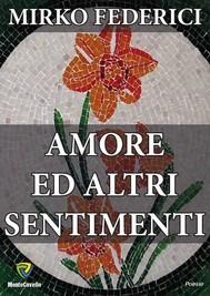 AMORE ED ALTRI SENTIMENTI - copertina