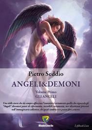 ANGELI&DEMONI - VOL. PRIMO GLI ANGELI - copertina