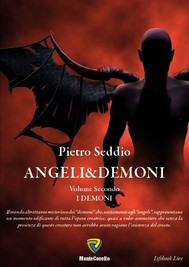 ANGELI&DEMONI - VOL. SECONDO I DEMONI - copertina
