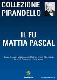 IL FU MATTIA PASCAL - copertina