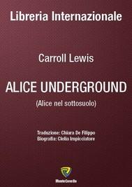 ALICE UNDERGROUND - copertina