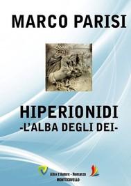 HIPERIONIDI - L'alba degli Dei - copertina