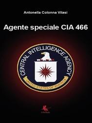 Agente speciale CIA 466 - copertina