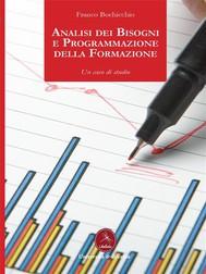 Analisi dei Bisogni e Programmazione della Formazione - copertina
