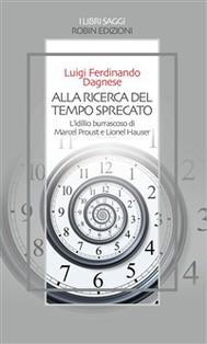 Alla ricerca del tempo sprecato - copertina