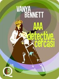 AAA detective cercasi - copertina