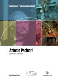 Antonio Pacinotti a cento anni dalla morte - copertina