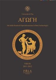 Agoghè VIII-IX - copertina