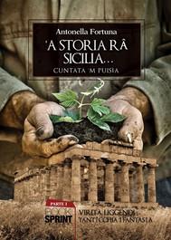 'A Storia rà Sicilia... - copertina