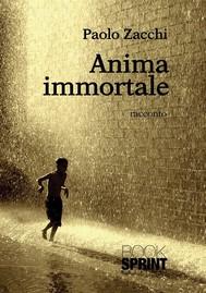 Anima immortale - copertina