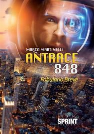 Antrace 848 - copertina
