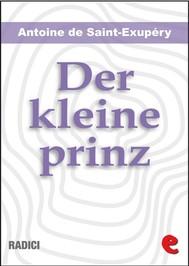 Der Kleine Prinz (illustriert) - copertina