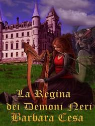 La Regina dei demoni Neri - copertina