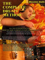 The complete drums' method - copertina
