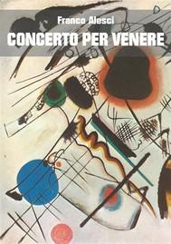 Concerto per Venere - copertina