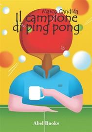 Il campione di ping pong - copertina