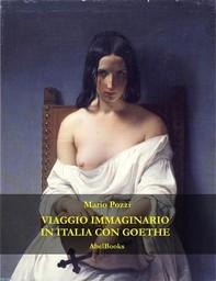 Viaggio in Italia con Goethe - Librerie.coop