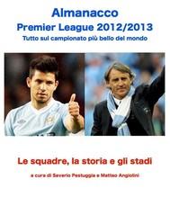Almanacco Premier League 2012/13 - copertina