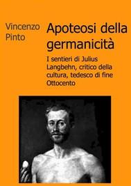 Apoteosi della germanicità - copertina